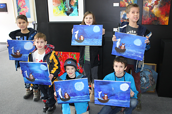 Art Gallery of Lambeth - children's programs