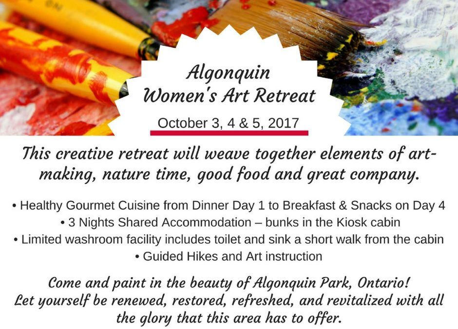 Algonquin Women's Art Retreat